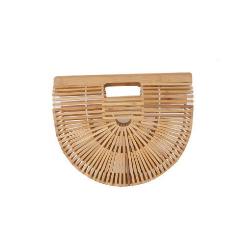 Dabagirl Wooden Structured Handbag