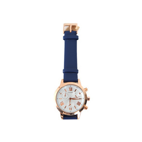 Dabagirl Colored Strap Analog Round Wristwatch
