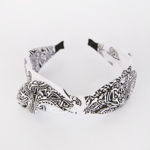 Dabagirl Bandana Structured Headband