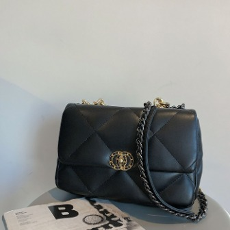 Dabagirl Chain Strap Quilted Bag